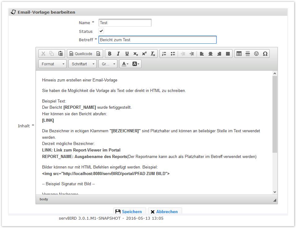 E-Mail-Post-Prozessor